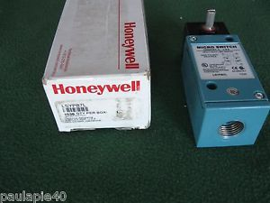 New honeywell heavy duty mirco rotary limit switch lsypb7l 10amp,600 vac