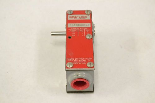 NAMCO EA150 30014 LIMIT SWITCH 460V-AC 3A AMP B308214, US $17.75 � Picture 1