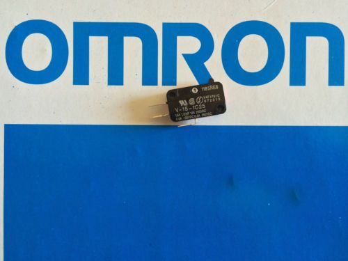 OMRON MICRO SAFETY LIMIT SWITCH NO / NC SPDT V-15-1C25 TOOL APPLIANCE & MACHINE, US $1.88 – Picture 2