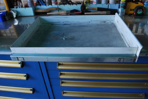 "Knaack work bench 2 1/2"" drawer for knaack 45, 47 and 49 with slides"
