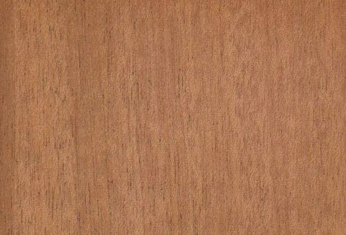 Mahogany wood veneer plain sliced paper backer backing 4' x 8' sheet