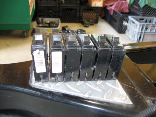 Challenger C120- 20 Amp 1 Pole Breakers- ( Lot of 6), US $26.00 � Picture 3