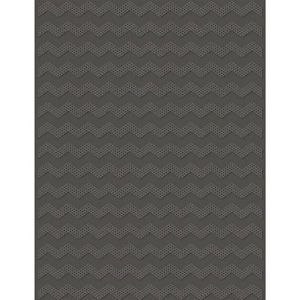 Craftwell embossing folder dotted chevron
