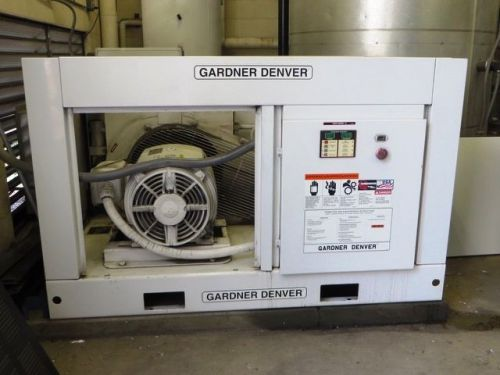 Gardner air compressor
