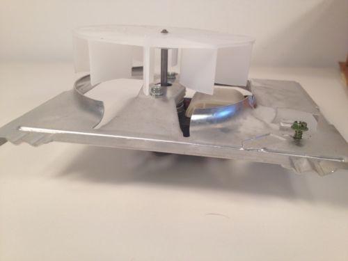 Aubrey Bathroom Fan Blower Motor Vent Grille Grill Cover