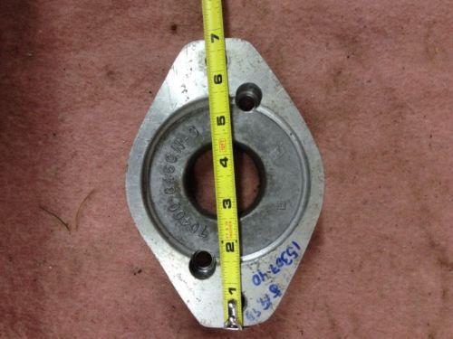 Eaton Medium Duty Piston Hydraulic Pump 70412-3200 & Adaptor plate