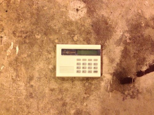 DMP Digital Monitoring Products Alpha LCD Read-Out Keypad Model