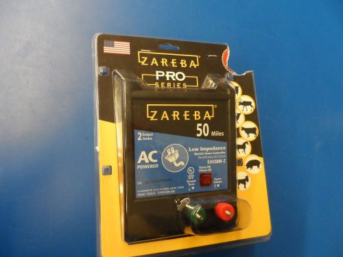 Vintage Blitzer Electric Fence Charger Model 8574 A