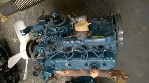 Iseki Massey Agco Diesel Engine E3CE E3CF E3CD 30HP