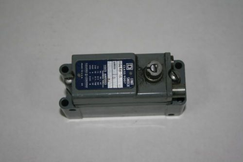 Square D 600v Limit Switch 9007 aw-16, US $89.99 – Picture 2